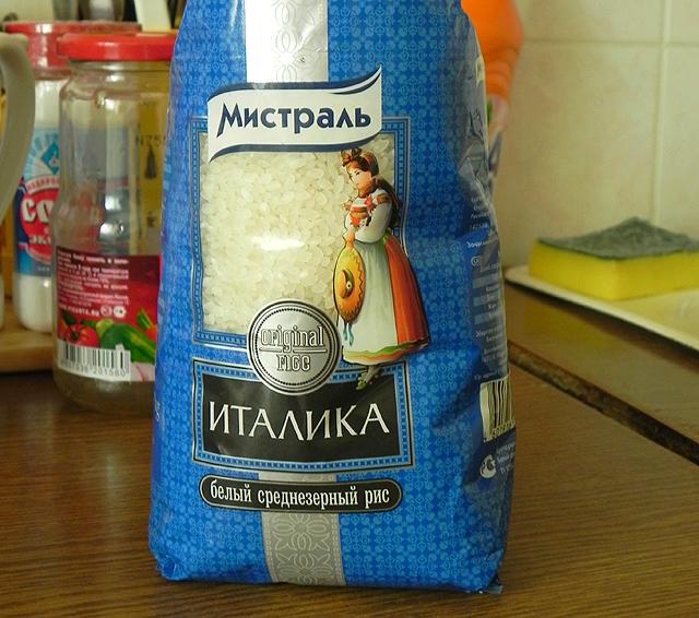 Рис Мистраль Италика — один из идеальных вариантов для приготовления домашних роллов