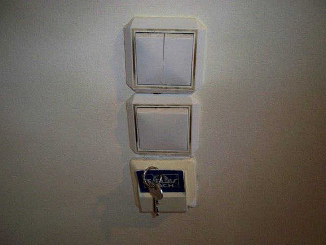 Электричество по карточкам