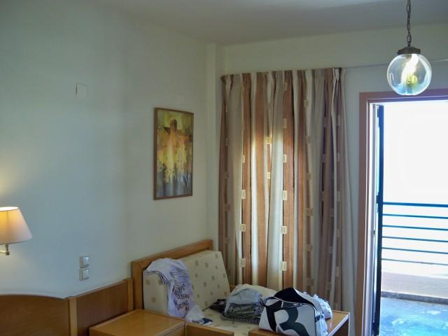 Номер 226 отеля Themis Beach с видом на море
