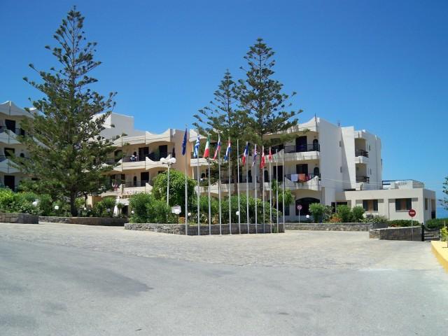 Отель Themis Beach