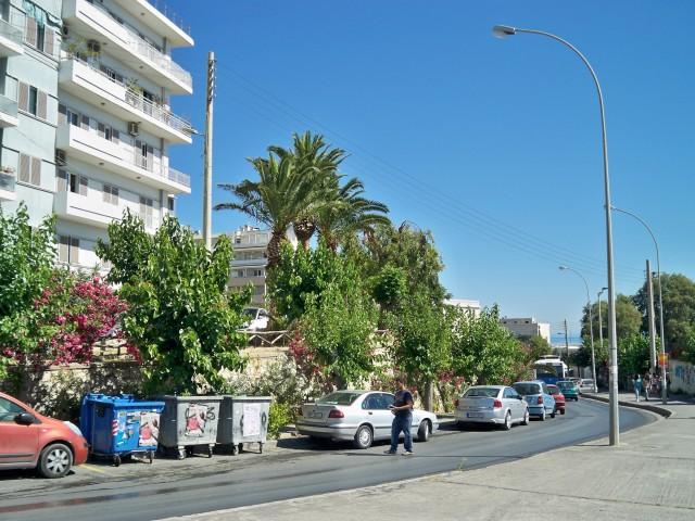Улица Ираклиона