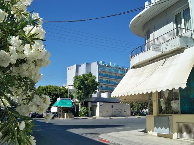 В Ираклионе немало отелей