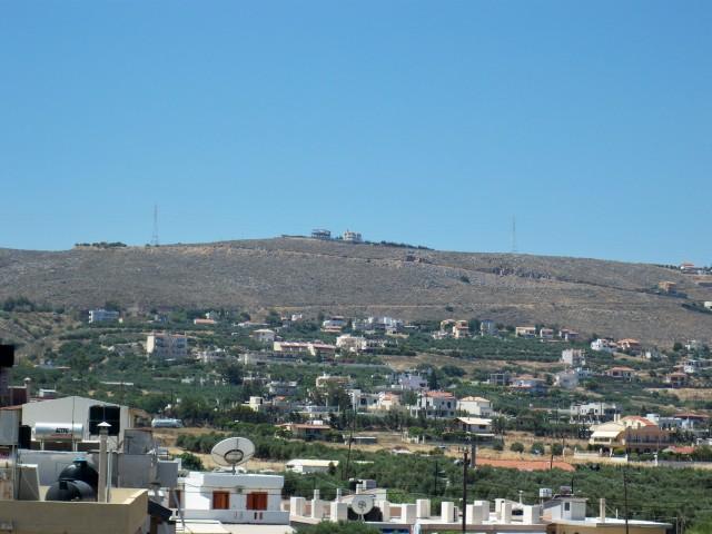 Все города на побережье стоят на склонах холмов