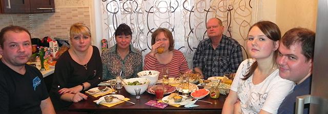 Моя семья 2013